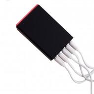 Incarcator priza USB charger Tuadia POWERZILLA T5 , 5 porturi cu functie Smart, 8 A, 40W