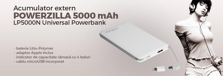 LP5000N Universal Powerbank